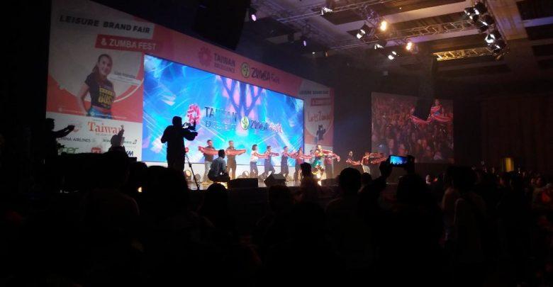 Ramaikan Zumba Fest 2018, Seribu Orang Padati JCC